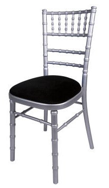 Silver Camelot Chair Hire