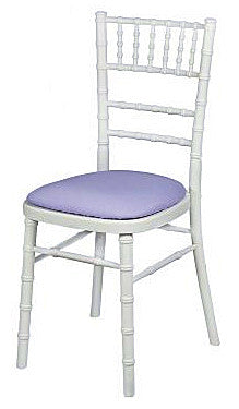 White Camelot Chair Hire