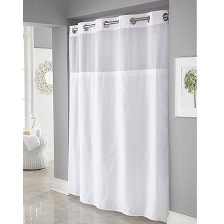 HOOKLESS SHOWER CURTAIN   Mystery