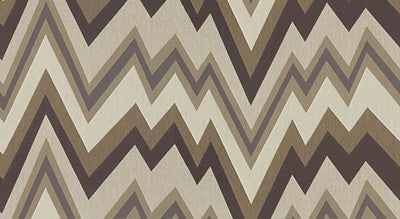 """57 Chevron"" Upholstery Fabric"