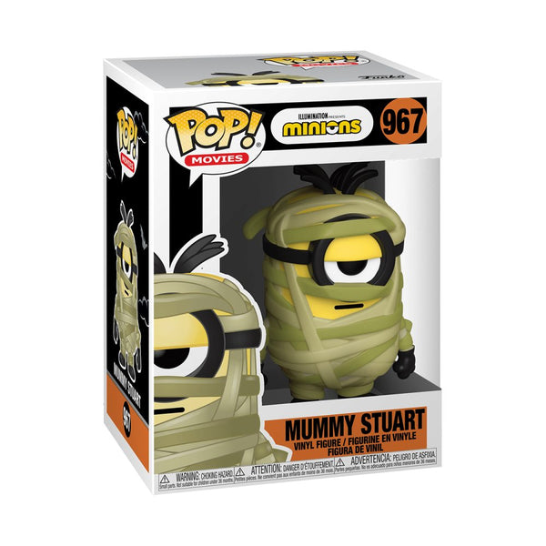Minions Mummy Stuart Funko Pop! Vinyl Figure movies