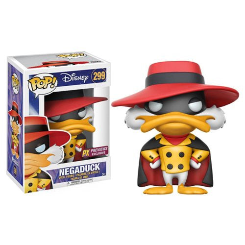 Darkwing Duck NEGADUCK Funko Pop! Vinyl figure disney STORE 2020