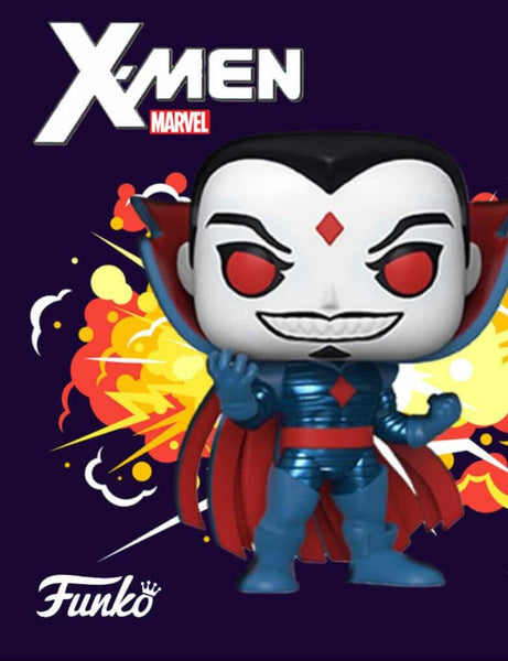 Marvel Mister Sinister exclusive Funko Pop! Vinyl Figure