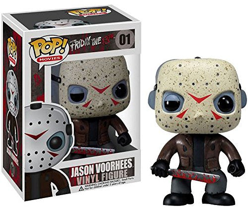 Jason Voorhees Horror Funko Pop Figure movie