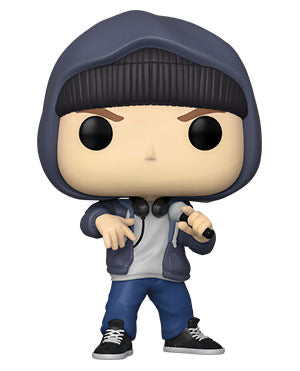 Rocks 8 Mile Rabbit Movies Eminem Funko Pop! Vinyl figure