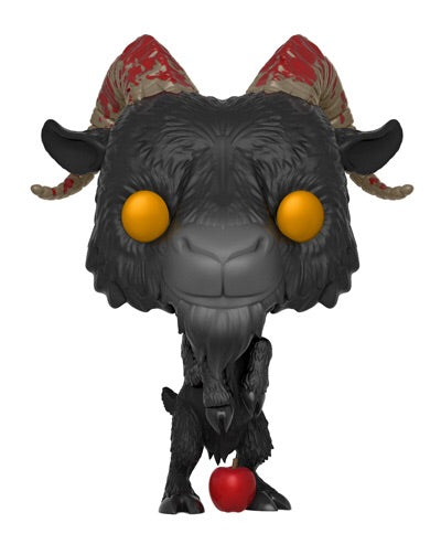 Witch horror goat Black Philip Funko Pop! vinyl figure