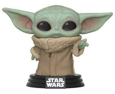 Mandalorian Baby Yoda the child preorder Funko Pop! Vinyl figure