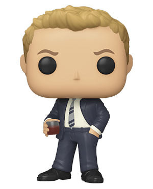 How i Met your Mother Barney Funko Pop Vinyl figure Television