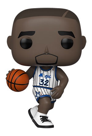 NBA LEGENDS Shaquille O'Neal new Funko Pop! Vinyl figure sports