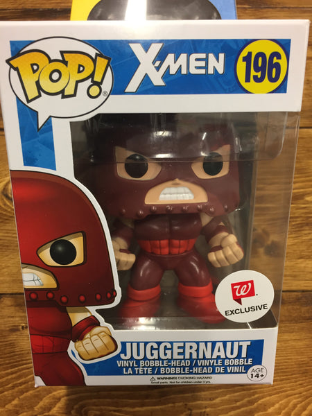 X-men juggernaut Exclusive Funko Pop! Vinyl Figure