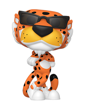 AD ICONS Chester Cheetah Funko Pop! Vinyl figure preorder