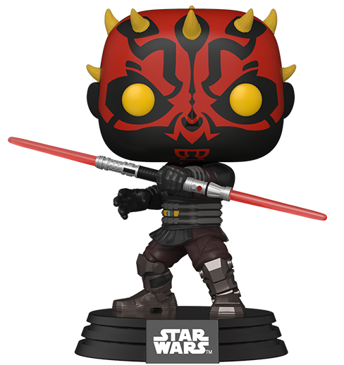 Star Wars clone wars Darth Maul Funko Pop! Vinyl figure