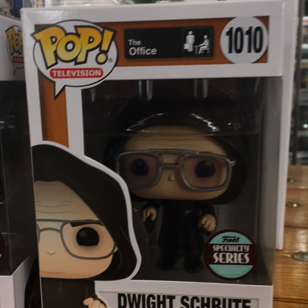 The Office Dark Lord Dwight Speciality series Funko Pop! Vinyl figure television