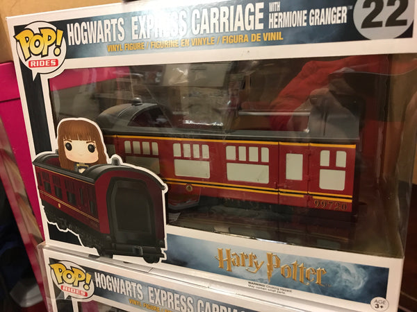 Harry Potter express carriage Hermione Funko Pop! Vinyl figure