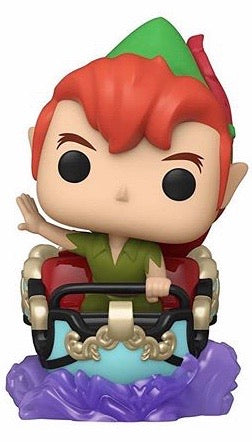 Disney 65th Peter & Flight Ride Funko Pop! Vinyl figure new