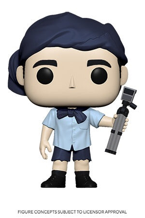 The Office Michael Survivor new Funko Pop! Vinyl figure