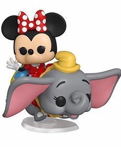 Disney 65th flying Dumbo Ride Funko Pop! Vinyl figure new