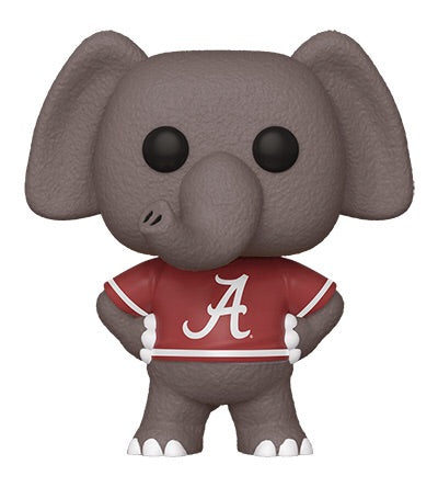 NCAA Alabama Big Al Funko Pop! Vinyl Figure sports