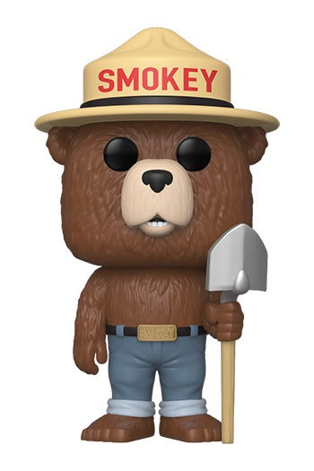 Ad Icons Smokey the Bear Funko Pop! Vinyl figure