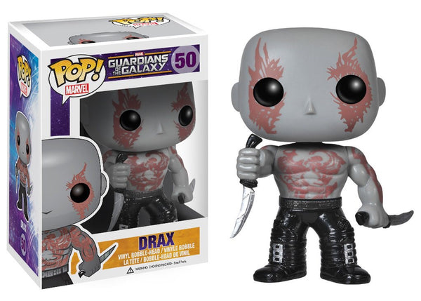 Marvel Drax Retired Funko Pop! Vinyl figure 2020