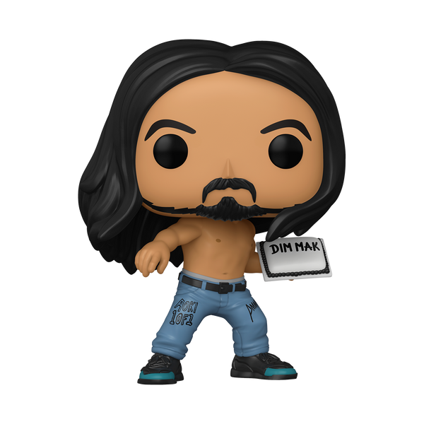 Steve Aoki with cake Rocks Funko Pop! Vinyl figure