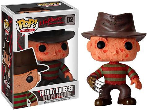 Freddy Krueger Nightmare elm street Funko pop! Vinyl figure movie