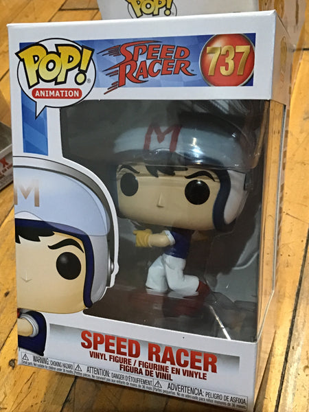 Speed Racer Speed Funko Pop! Vinyl figure cartoon