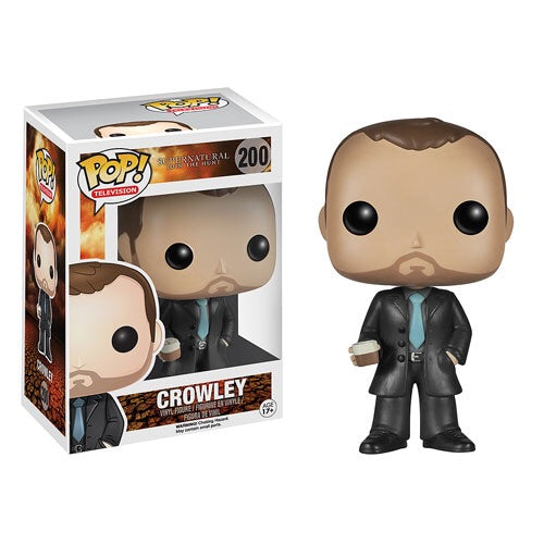 Supernatural Crowley Funko Pop! vinyl figure horror television