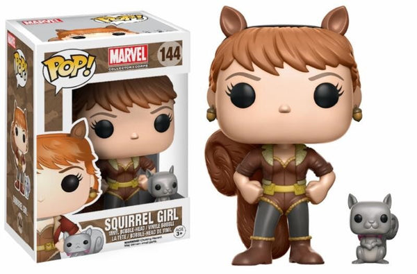 Marvel Squirrel Girl Exclusive Funko Pop! Vinyl figure STORE