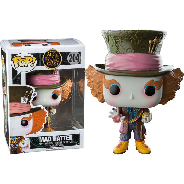 Disney Alice through the looking glass Mad Hatter exclusive Funko Pop! vinyl figure STORE