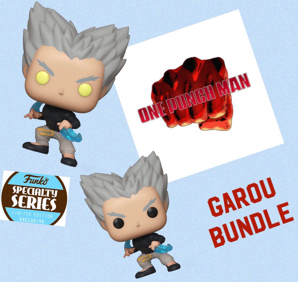 One Punch Man specialty series bundle Funko Pop! Vinyl Figure store