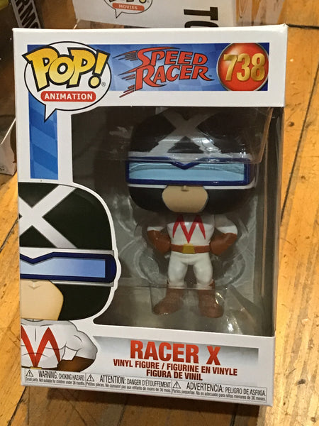 Speed Racer Racer X Funko Pop! Vinyl figure cartoon