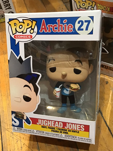 Archie Jughead Jones comic Funko Pop! Vinyl Figure store cartoon