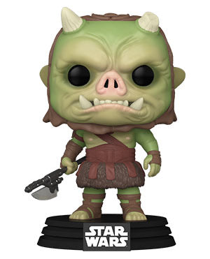 Mandalorian Gamorrean fighter Funko Pop! Vinyl figure