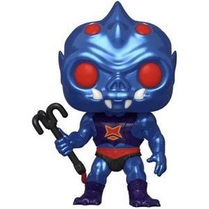 MOTU Webstor metalic exclusive Pop! Vinyl figure Marvel LIMIT ONE cartoon