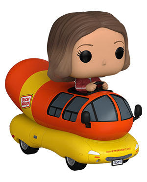 Ad Icons Oscar Mayer Wienermobile Funko Pop! Vinyl Figure Ride