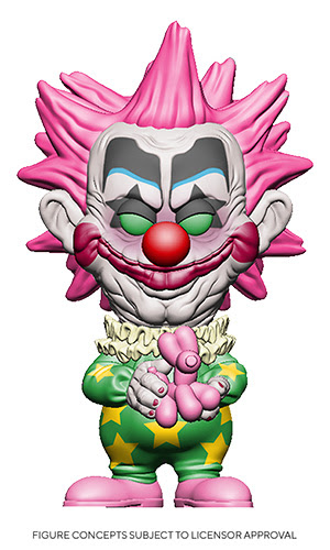 Killer Klowns from Outer Space Spikey Figure Funko Pop! Vinyl