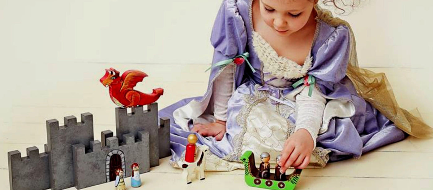 Stimulate Your Child's Imagination with Storytelling Toys