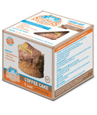 Coffee Cake, individual case pack, 36 ct.