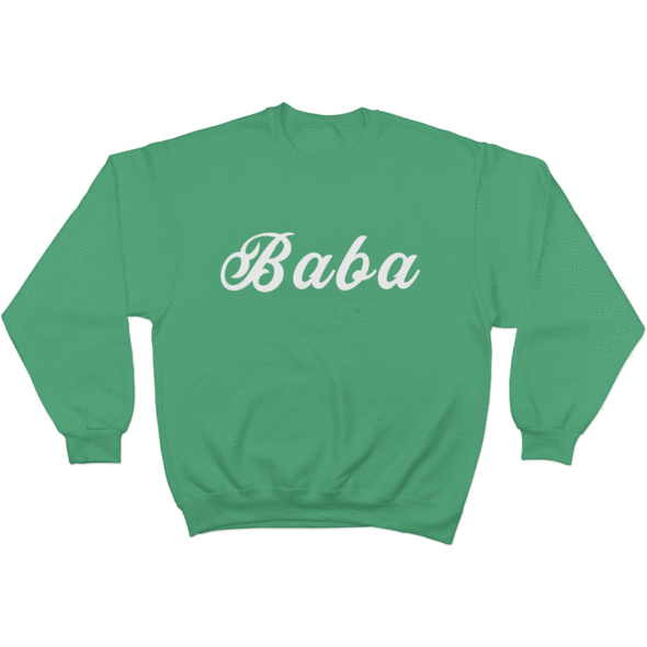 Baba Sweater
