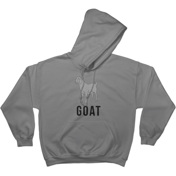GOAT - Hoodie Norm Kelly 6DAD Hockey Dad Toronto Dad 6STORE Formosa Labs Dad Shirt Toronto Shirts Toronto Merchandise