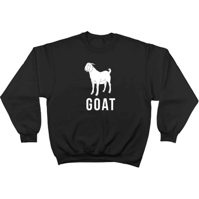 GOAT - Sweater Norm Kelly 6DAD Hockey Dad Toronto Dad 6STORE Formosa Labs Dad Shirt Toronto Shirts Toronto Merchandise