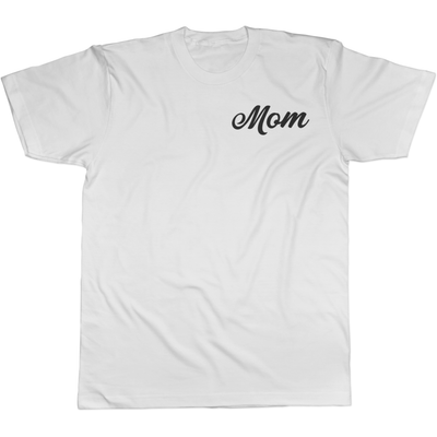 Momism - My house, my rules - Tee