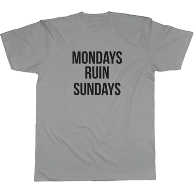 Monday Ruin Sundays - Tee