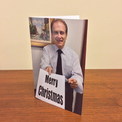 Norm Style 1 Christmas Card