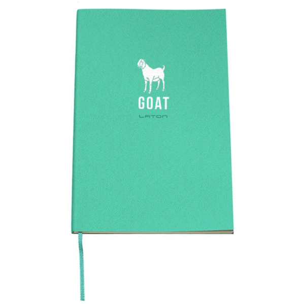 Premium Notebook - GOAT