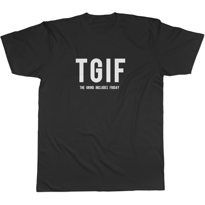 TGIF - Tee Norm Kelly 6DAD Hockey Dad Toronto Dad 6STORE Formosa Labs Dad Shirt Toronto Shirts Toronto Merchandise