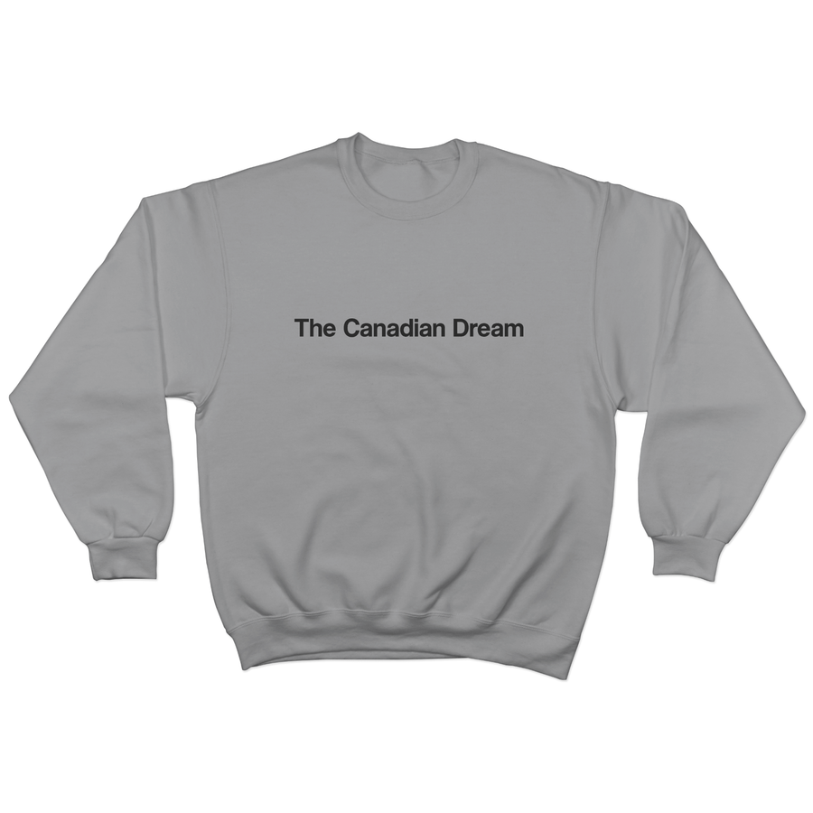 The Canadian Dream - Sweater Norm Kelly 6DAD Hockey Dad Toronto Dad 6STORE Formosa Labs Dad Shirt