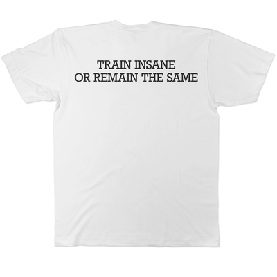 Train Insane Tee Norm Kelly 6DAD Hockey Dad Toronto Dad 6STORE Formosa Labs Dad Shirt Toronto Shirts Toronto Merchandise