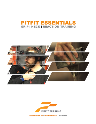 PitFit Essentials: Neck, Grip, and Reaction Training (E-Book)